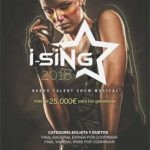 Ising 2018 es el nuevo concurso de World Music Talent
